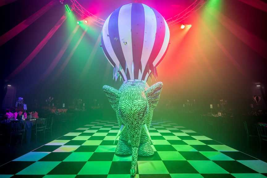funky christmas party venues ideas london