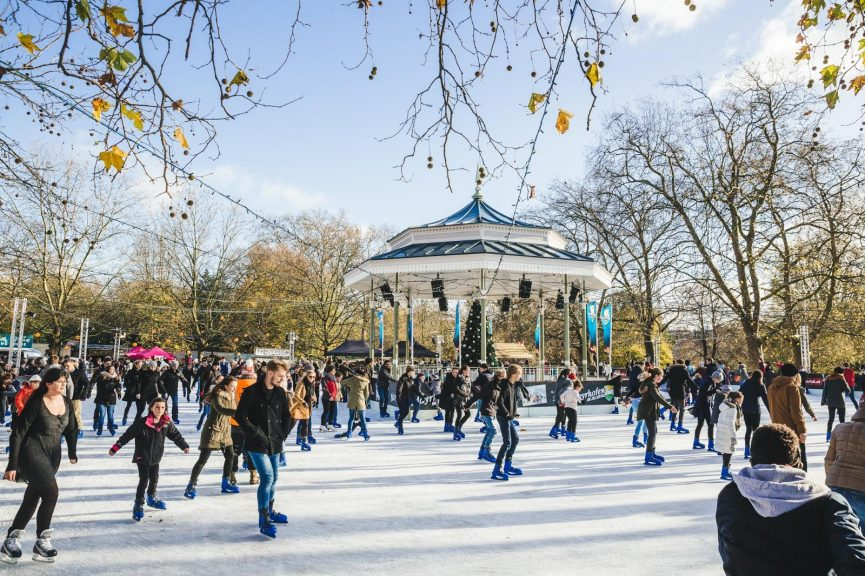 christmas events london winter wonderland