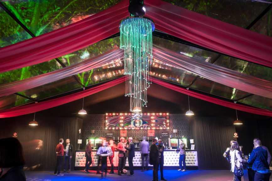 Bloomsbury Bigtop Cirque Shanghai Christmas Party3