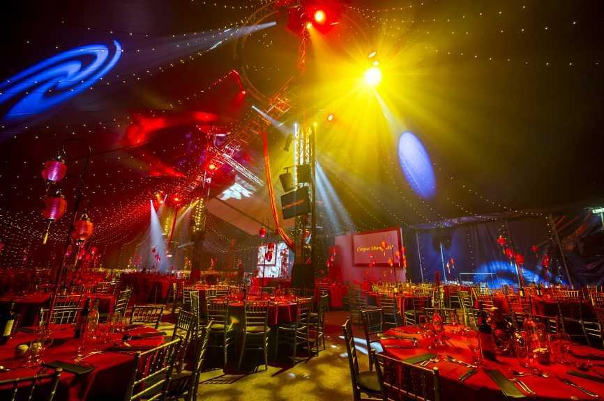 Bloomsbury Bigtop Cirque Shanghai Christmas Party4