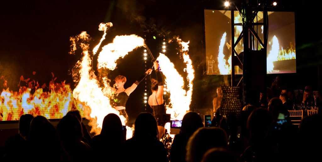Bloomsbury Bigtop Cirque Shanghai Christmas Party5