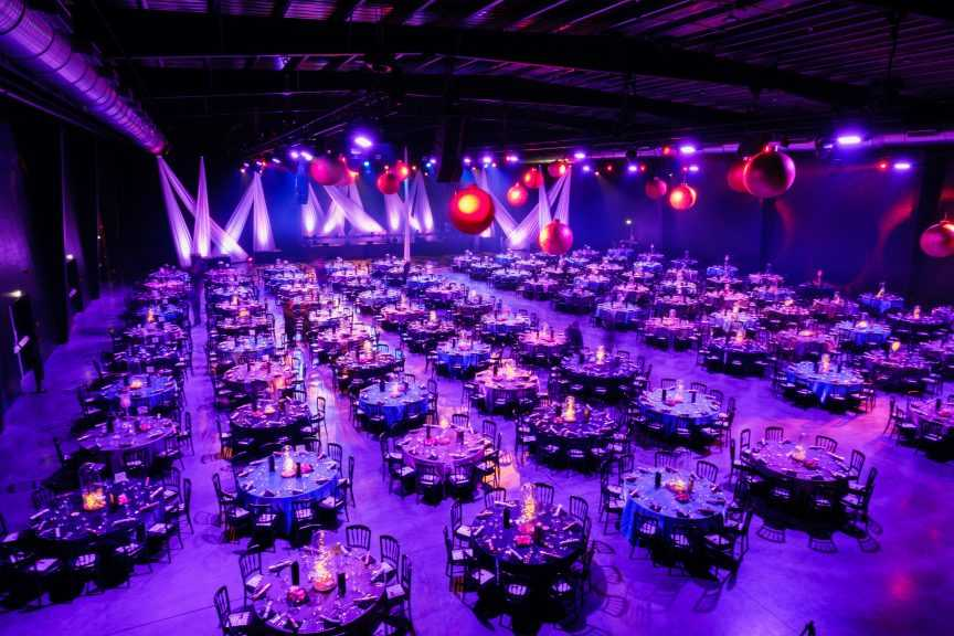 big christmas party venue magazine