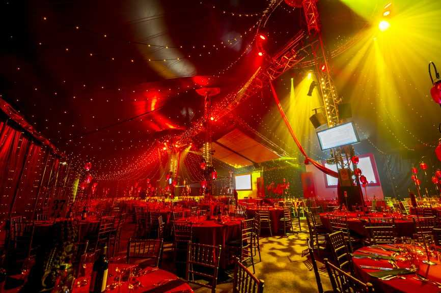 xBloomsbury Bigtop Cirque Shanghai Christmas Party7